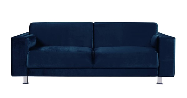 Chic Home Amarillo Velvet Cushion Back Sofa CHIC-FSA2670-SF-VAR