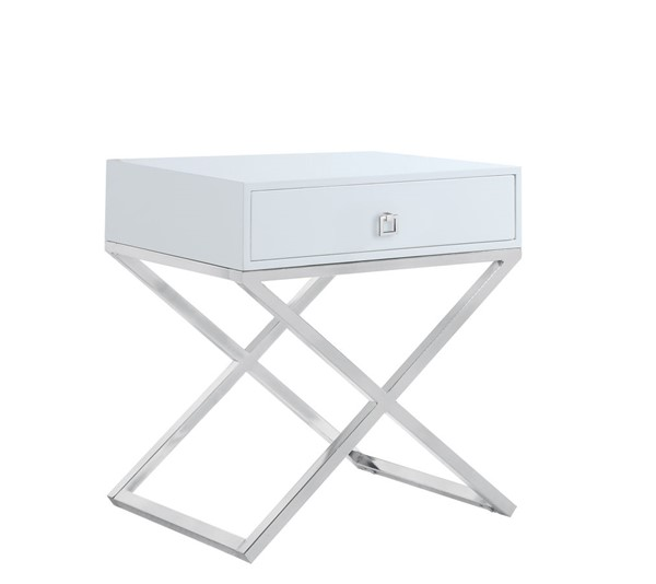 Chic Home Ithaca Modern Night Stand Side Tables CHIC-FST2761-ET-VAR