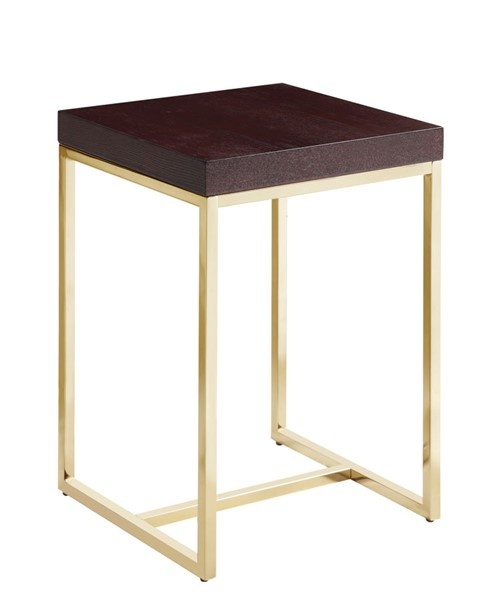 Chic Home Colmar Square Night Stand Side Tables CHIC-FST2947-ET-VAR