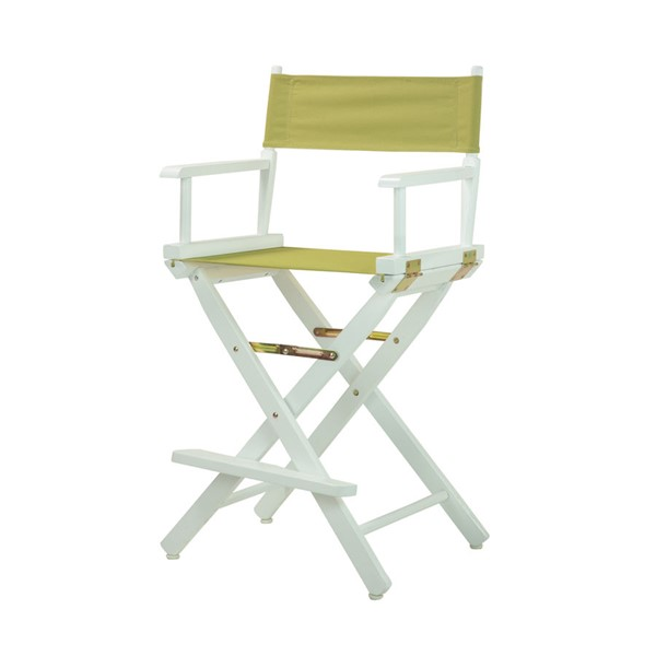 Casual Home White Sage Canvas 24 Inch Directors Chair CHOM-220-01-021-91