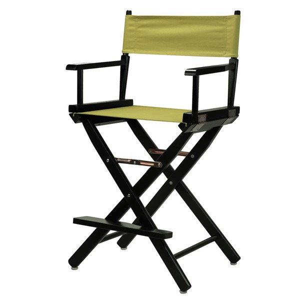Casual Home Black Olive Canvas 24 Inch Directors Chair CHOM-220-02-021-100