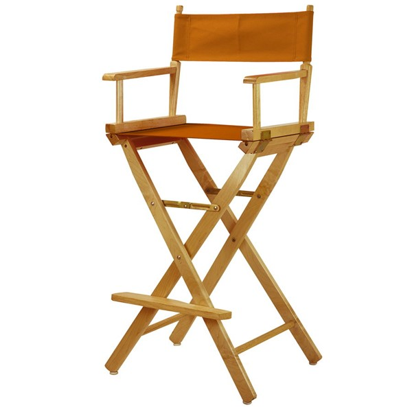 Casual Home Natural Mango Canvas 30 Inch Directors Chair CHOM-230-00-021-47