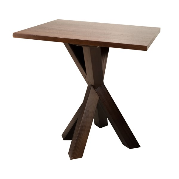 Casual Home Ridgefield Natural Walnut End Table CHOM-625-13