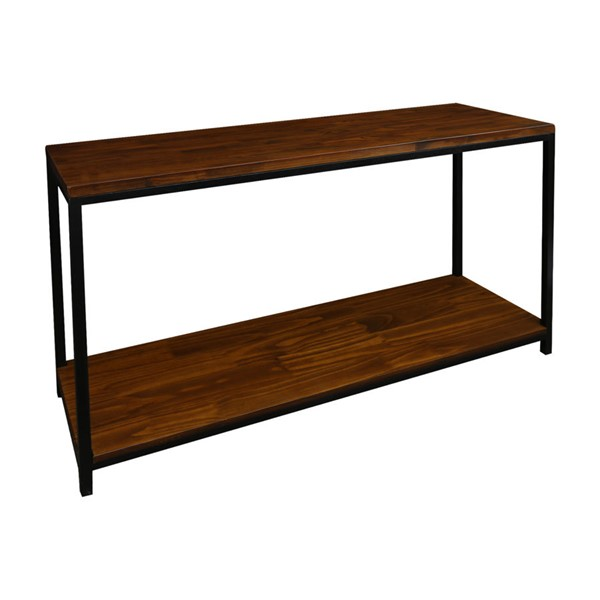 Casual Home Metro Mocha Solid Wood Console Table CHOM-694-64