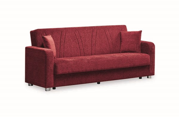 Casamode Joker Elegance Red Sofabed CMD-JOKER-ELEGANCE-RED-SOFABED