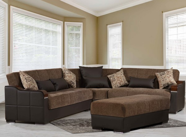 Casamode Midtown Fabric Sectionals CMD-MIDTOWN-SECTIONAL-VAR