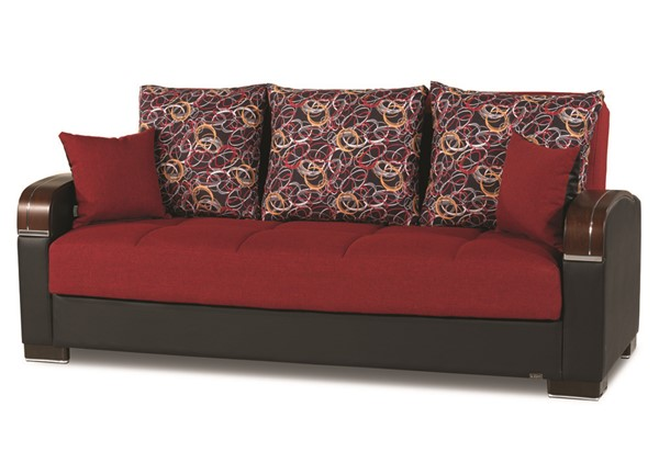 Casamode Mobimax Red Sofabed CMD-MOBIMAX-RED-SOFABED