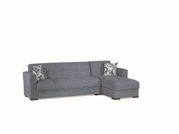 Casamode Mystic Gray Sectional CMD-MYSTIC-GRAY-SECTIONAL