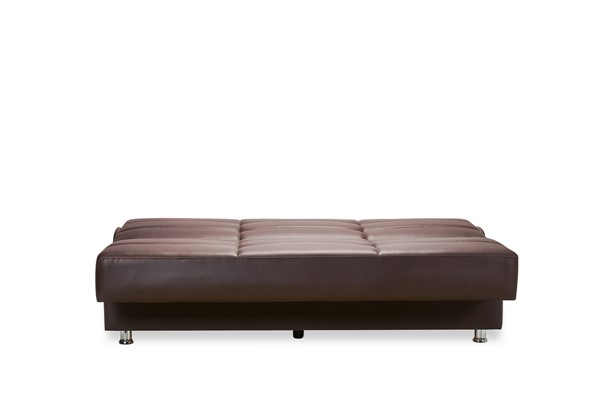 Casamode Rainbow Brown Sofabed CMD-RAINBOW-BROWN-PU-SOFABED