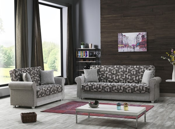 Casamode Rio Grande Beige 2pc Living Room Set CMD-RIO-GRANDE-LR-S1