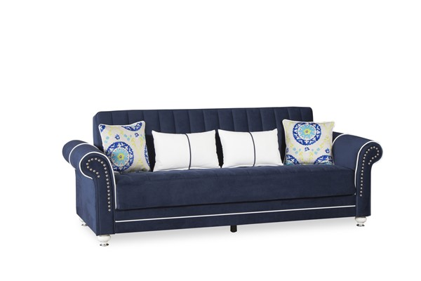 Casamode Royal Home Riva Dark Blue Sofabed CMD-ROYAL-HOME-RIVA-DARK-BLUE-SOFABED