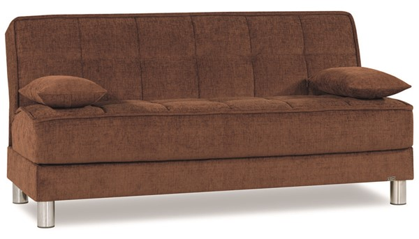 Casamode Smart Fit Brown Sofabed CMD-SMART-FIT-BROWN-SOFABED
