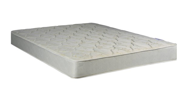 Classic Beige Tight Top Gentle Firm Double Sided Queen Mattress M100-05