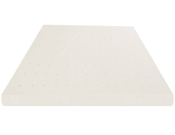 White Gel & Super Soft Foam Topper No Cover Twin Mattress M2001-1