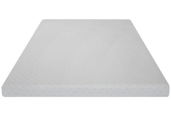 Comfort Bedding Tight Toop Visco Gel Soft Foam Topper with Cover King Mattress M7001-4