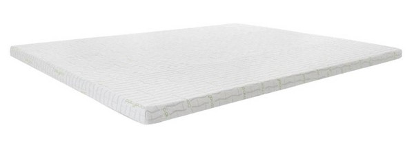 Comfort Bedding Tight Toop Super Soft Foam Topper with Cover King Mattress M7000-4
