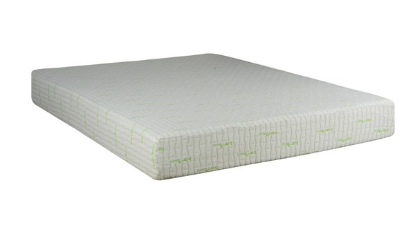 Visco Gel Green Tight Top Medium Plush Single Sided Full Mattress M709-13