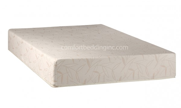 Comfort Bedding Visco Touch 10 Inch Tight Top Medium Plush Single Sided Full Mattress M710-3