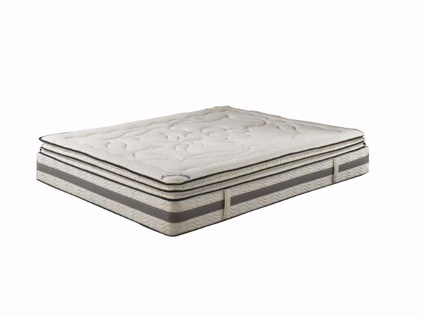 Comfort Bedding Bentley Double Pillowtop Plush Single Sided King Mattress M960-7