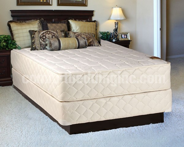 Grandeur White Gold Tight Top Firm Double Sided Mattress M502-MAT-VAR