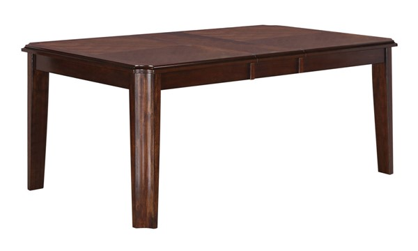 Cosmos Furniture Pam Espresso Dining Table CMS-Pam-Table
