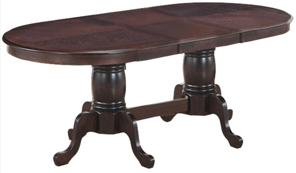 Cosmos Furniture Lakewood Espresso Dining Table CMS-Lakewood-Table