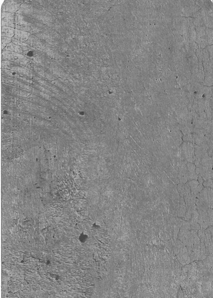 Cramco Cindy Robin Concrete Laminate 42 Inch Round Dining Table CRM-D8070-57