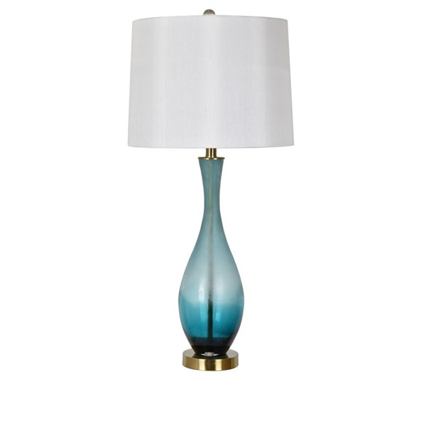 Crestview Collection Bronze Metal Table Lamp CRST-ABS1392SNG