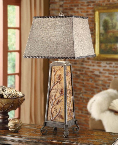 Crestview Collection Antique Autumns Table Lamp CRST-CIAUP471