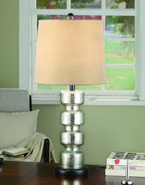 Crestview Collection Lennox Antique Gold Table Lamp CRST-CVABS501