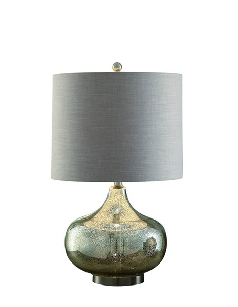 Crestview Collection Soho Grey Table Lamp CRST-CVABS559
