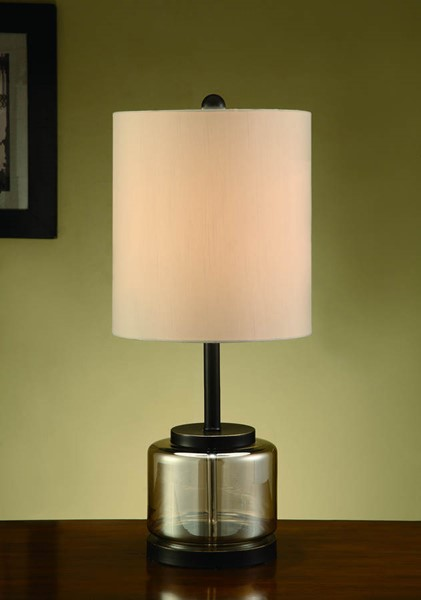Crestview Collection Stanton Cream Table Lamp CRST-CVABS638