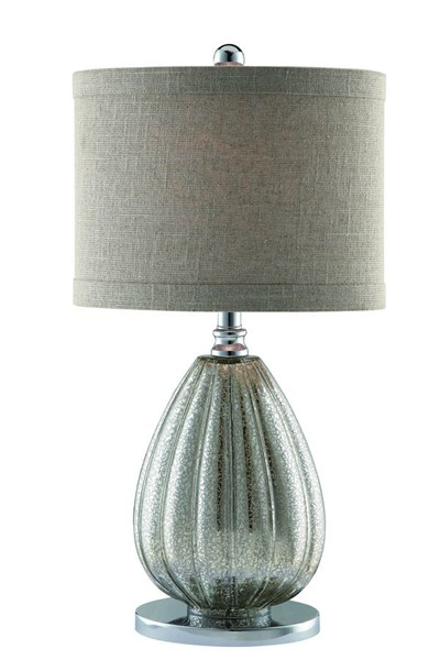 Crestview Collection Stardust Golden Table Lamp CRST-CVABS672