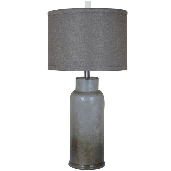 Crestview Collection Rossi Brown Table Lamp CRST-CVABS799A