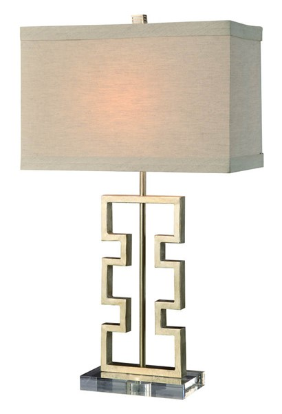 Crestview Collection Azteca Fabric Table Lamp CRST-CVAER315
