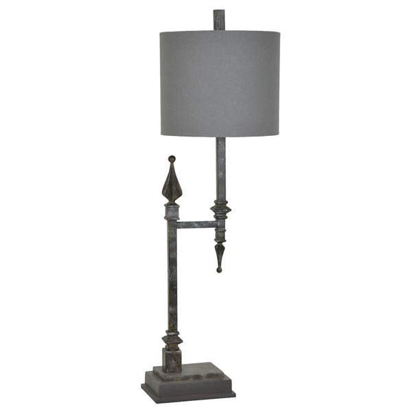 Crestview Collection Gate Antique Table Lamp CRST-CVAER690