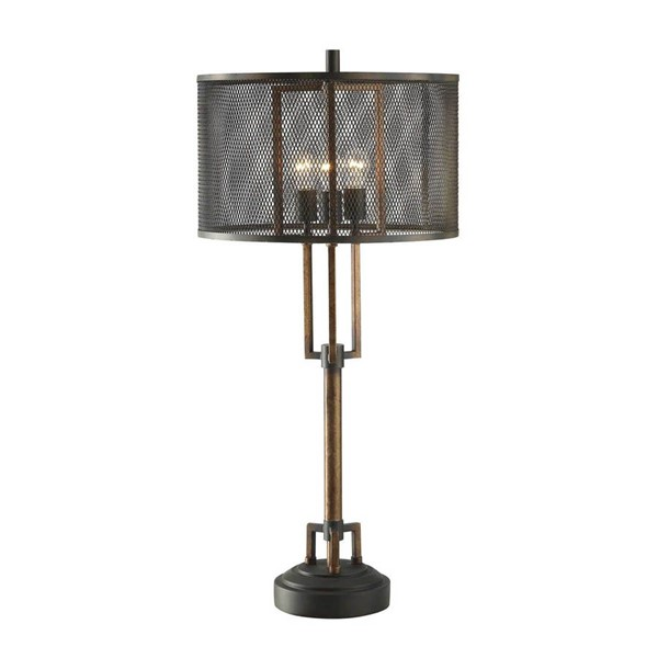 Crestview Collection Winchester Metal Table Lamp CRST-CVAER761