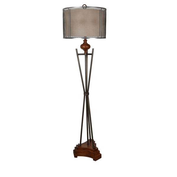 Crestview Collection Kenwood Floor Lamp CRST-CVAER995