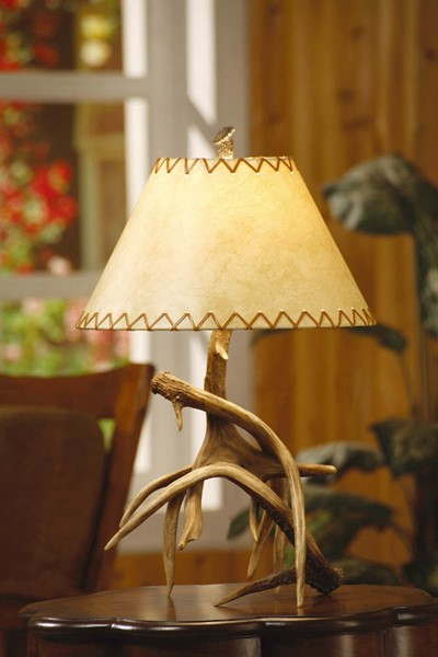 Crestview Collection Trophy Natural Table Lamp CRST-CVANP949