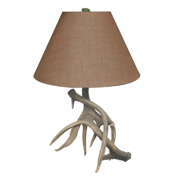 Crestview Collection Trophy Natural Table Lamp CRST-CVANP949B