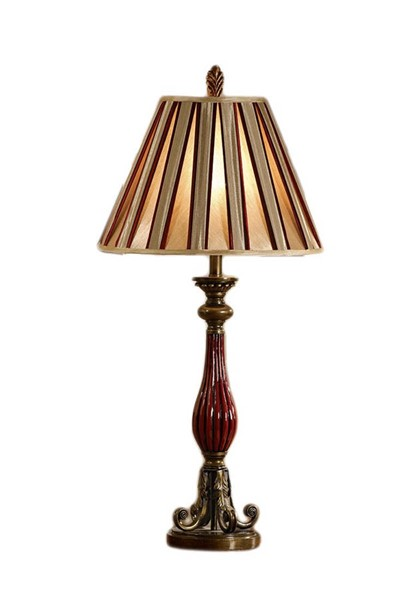 Crestview Collection Madison Shaded Table Lamp CRST-CVAOP039