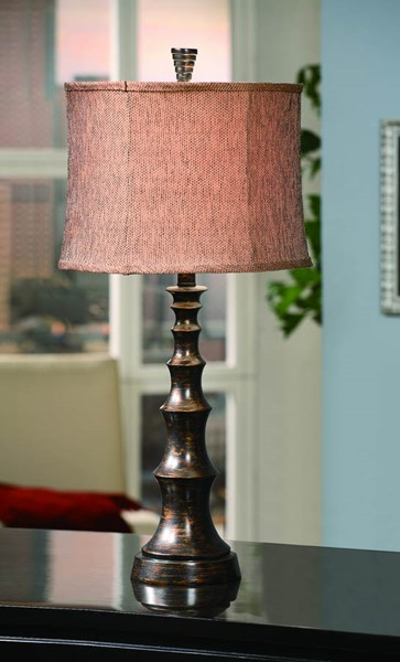 Crestview Collection Orlo Bronze Table Lamp CRST-CVAQP941
