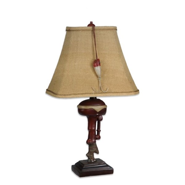 Crestview Collection Outboard Accent Lamp CRST-CVATP158