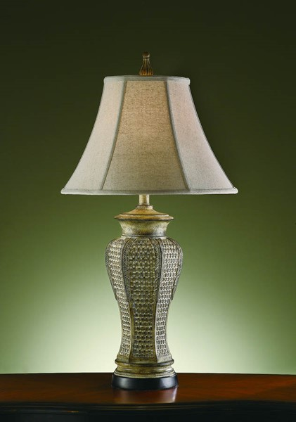 Crestview Collection Cypress Green Table Lamp CRST-CVATP988