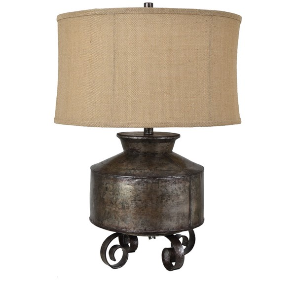 Crestview Collection Ashland Antique Table Lamp CRST-CVAVP1448