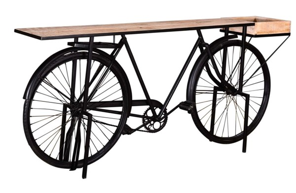 Crestview Collection HB Cruiser Console Table CRST-CVFNR769