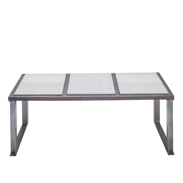 Crestview Collection Glendale Iron Coffee Table CRST-CVFNR932