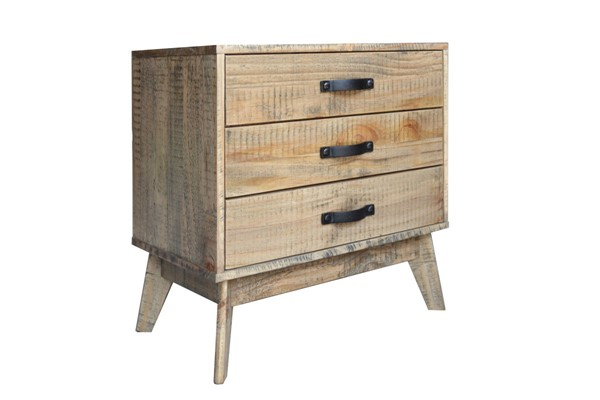 Crestview Collection Pleasant Grove Natural Pine Drawer Chest CRST-CVFVR8260