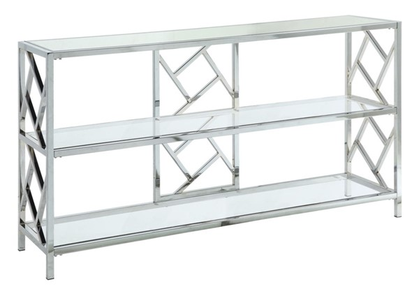 Crestview Collection Hollywood Console Table CRST-CVFZR3621