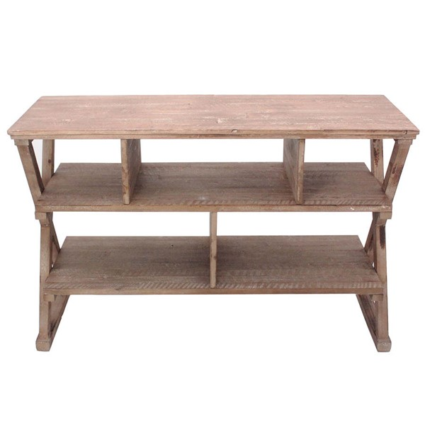 Crestview Collection Cheyenne Media Console Table CRST-CVFZR880